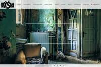 Urbex Sessions: des reportages photo de lieux abandonnés