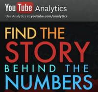 YouTube enrichit son outil d'analyses statistiques pour les éditeurs