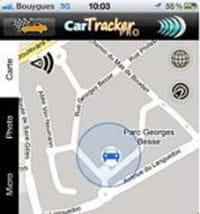 CarTrackerPro : une appli en Réalité Augmentée pour retrouver son véhicule