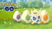 Chassez les œufs dans Pokémon GO