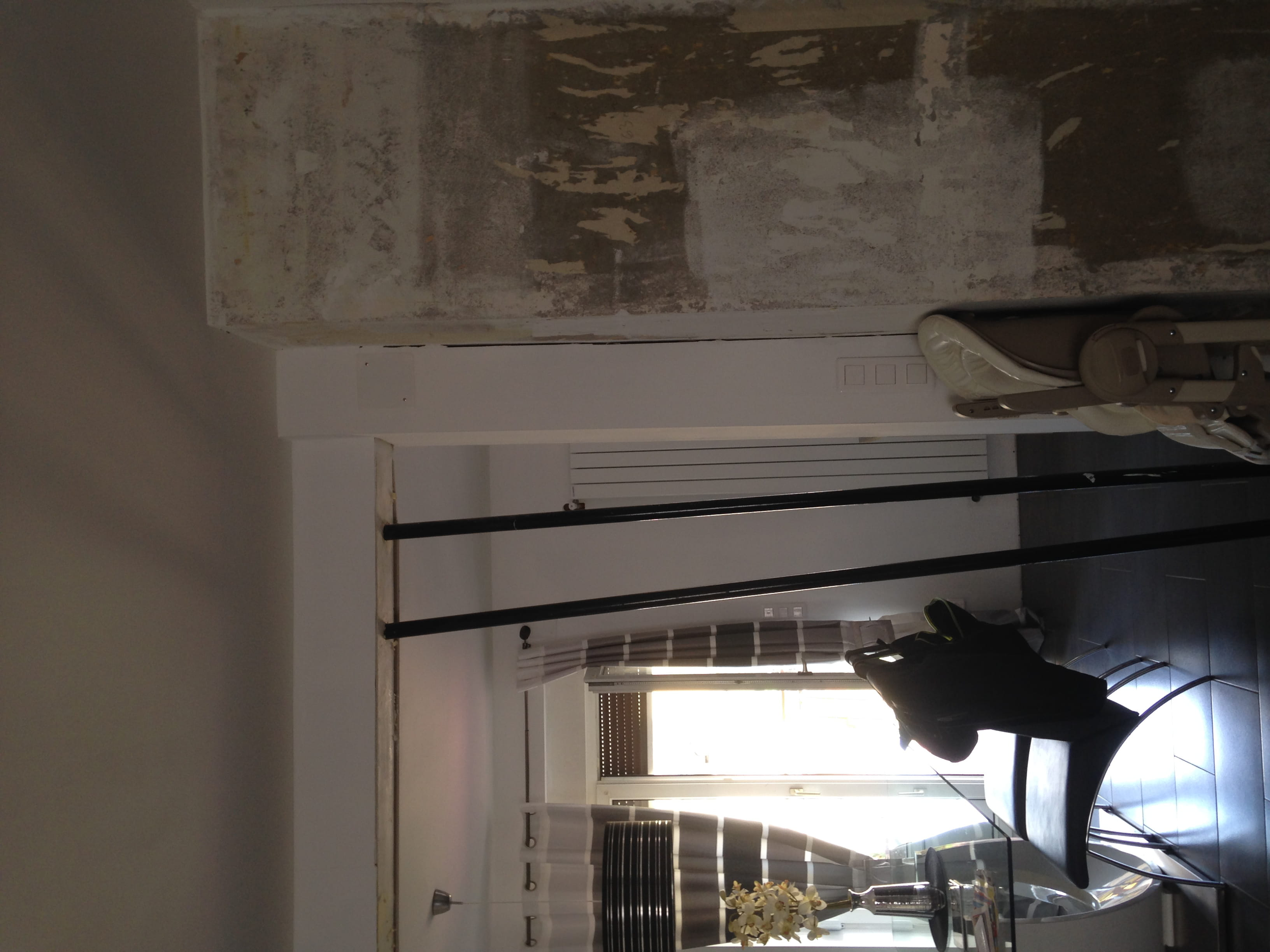 Sceller Traverse De Chemin De Fer tube en fer scellé dans linteau - forum construction et