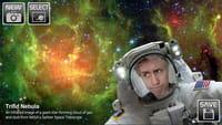 Des vrais faux selfies dans l'espace grâce à la NASA