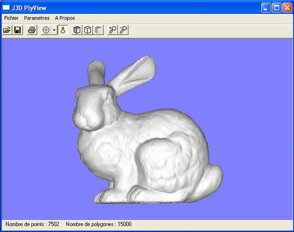 Visual Basic / VB NET : Viewer 3d pour fichiers ply utilisant l'api