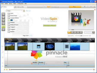 MONTAGE VIDEOSPIN TÉLÉCHARGER