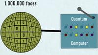 Un calculateur quantique dans une puce
