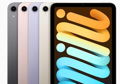 iPad mini 6: caractéristiques, prix, date de sortie