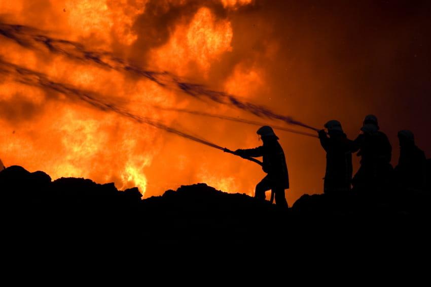 Salaire D Un Pompier Volontaire Montant 2018