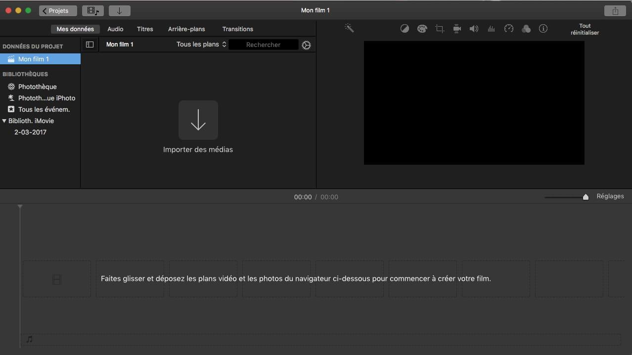Ins rer une musique itunes dans imovie - Comment couper une musique sur mac ...