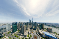 Une photo de 195 milliards de pixels pour voir Shangai en panoramique