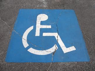 Carte de stationnement pour handicapé faire une demande
