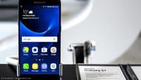 Pas de soucis de batterie pour le Galaxy S7 ?