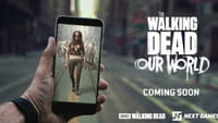 The Walking Dead arrive en réalité augmentée