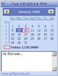 Télécharger Desktop Calendar Reminder (Organisation)
