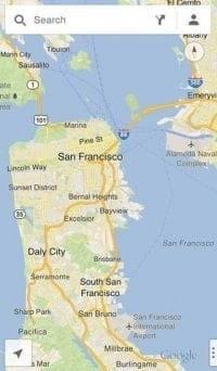 Google Maps pour l'iPhone téléchargé plus de 10 millions de fois en 2 jours
