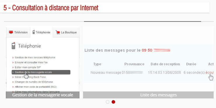 comment consulter sa messagerie free ? distance