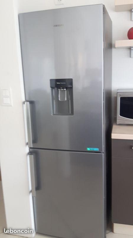 frigo samsung rb29fwjndsa plus de froid. Black Bedroom Furniture Sets. Home Design Ideas