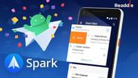 La messagerie Spark arrive enfin sur Android