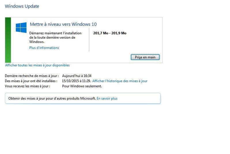 <b>Dernière</b> <b>mise</b> <b>à</b> <b>jour</b> pour <b>windows</b> <b>7</b>? - Microsoft Community