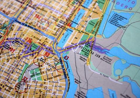 Créer une carte personnalisée dans Google Maps