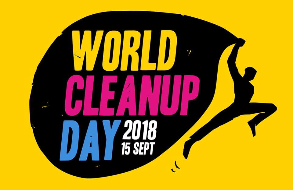 Le World CleanUp day : un mois pour se préparer