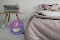 Moona, un oreiller connecté pour mieux dormir