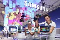 Samsung se lance dans la course à l'ultra haute définition
