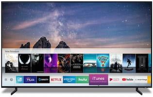 Les TV connectés Samsung s'ouvrent aux ordinateurs et à iTunes