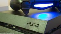 Mise à jour 5.00 de la PS4