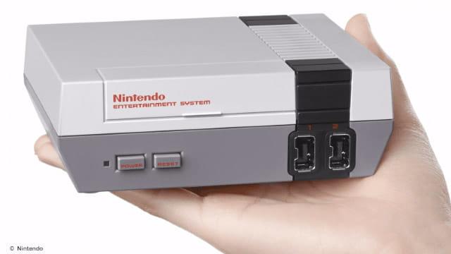 Encore un record de vente pour la NES Mini