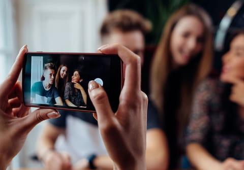 Gérer l'identification sur des photos Instagram