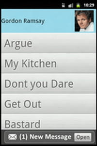 Gordon Ramsay Soundboard : cauchemar dans le smartphone