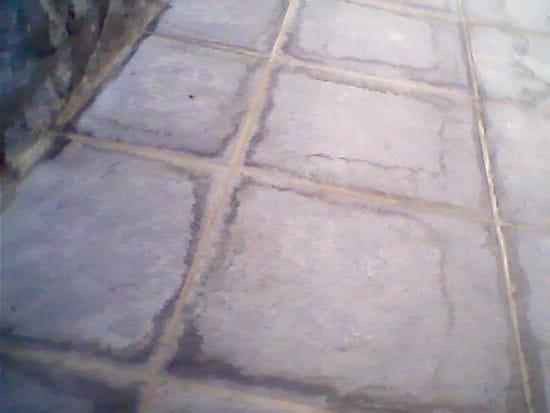 comment rendre étanche un carrelage posé en terrasse sur un garage ... - Comment Rendre Etanche Une Terrasse Exterieure