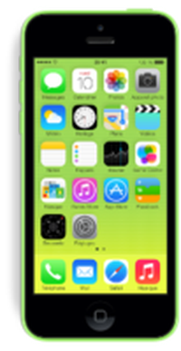 Apple lance un iPhone 5C de 8 Go à 559 euros