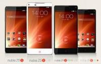 ZTE présente le smartphone Nubia Z5S et sa version Mini