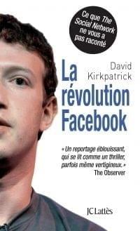 """La révolution Facebook"", biographie autorisée de Mark Zuckerberg"