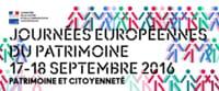 Journées Européennes du Patrimoine 2016 à l'ère du numérique