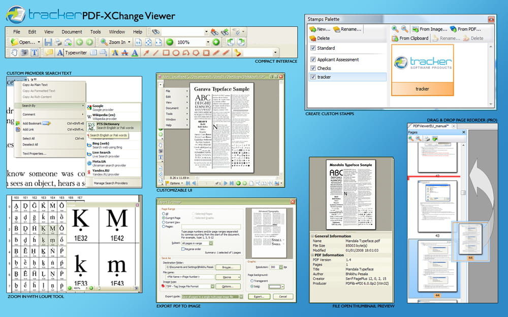 File system simulation pdf viewer