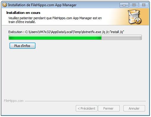 FileHippo App Manager - Vos logiciels sont-ils à jour ?