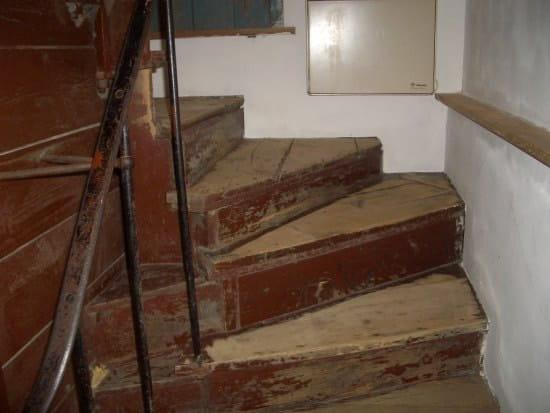Comment renover mon escalier - Relooker un escalier en bois ...