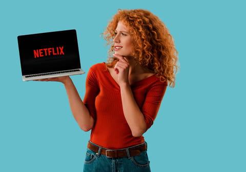Utiliser des raccourcis clavier avec Netflix