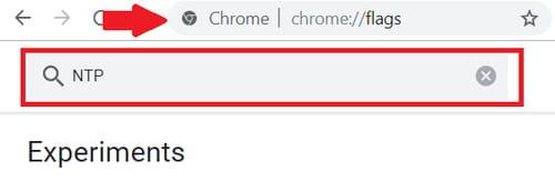 Personnaliser l'apparence de Chrome avec des fonctions cachées PRAT01