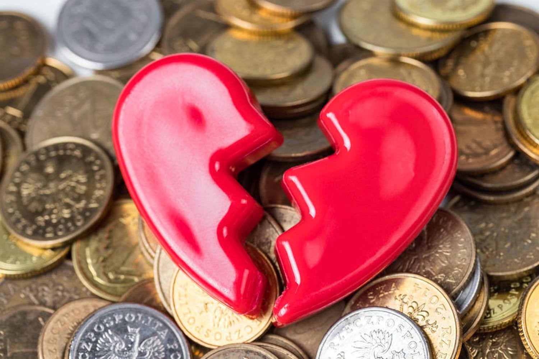 Dommages et intérêts après un divorce
