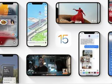 Mise à jour iOS15 et iPadOS 15: modèles compatibles, nouveautés, installation