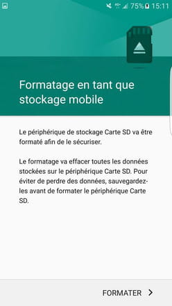 android comment utiliser une micro sd comme stockage interne. Black Bedroom Furniture Sets. Home Design Ideas