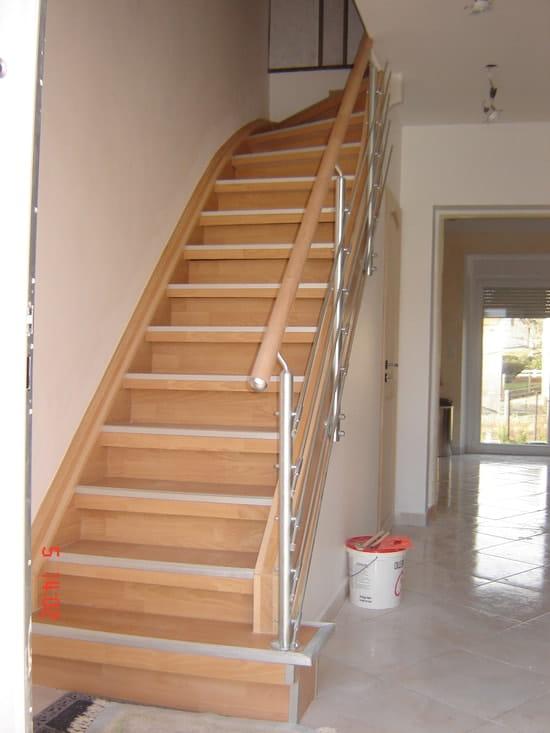 Revetement Pour Mon Escalier Beton