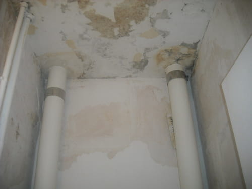R novation plafond suite d gat des eaux - Refaire plafond apres degats des eaux ...