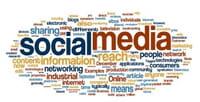 Médias sociaux : 2 entreprises françaises sur 10 y sont présentes
