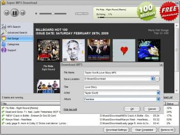 T l charger super mp3 download gratuit - Telecharger logiciel couper mp3 ...