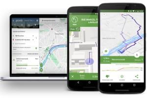 Geovelo, l'application GPS dédiée aux cyclistes