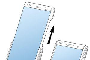 Samsung préparerait un smartphone à écran étirable